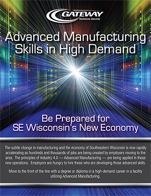 Advanced Manufacturing 4.0 Brochure