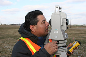 Martin Ruiz Land Survey Technician Testimonial