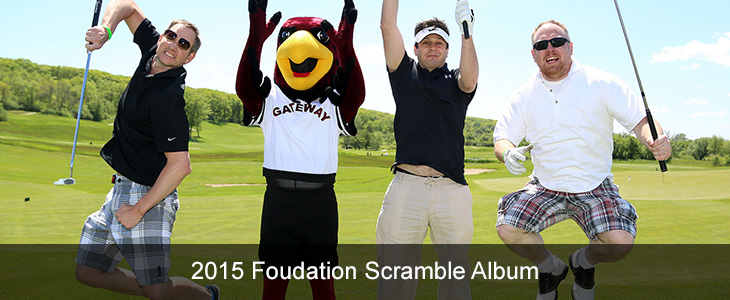 2015 Foundation Scramble Album