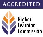 Higher Learning Commission Accreditation Information