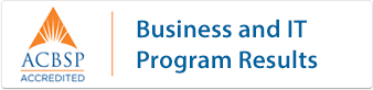 ACBSP Accreditation - Business and IT Program Results