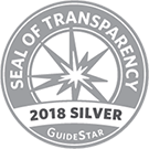Guidestar Silver Transparency rating
