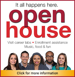 Open House. Click for info.
