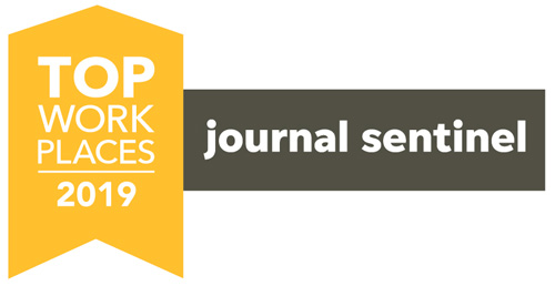 Milwaukee Journal Sentinel Top Workplaces 2019