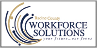 Racine County Workforce Solutions logo