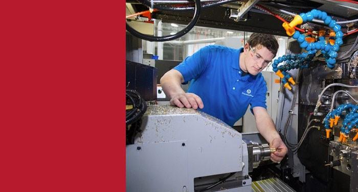 CNC Apprenticeship