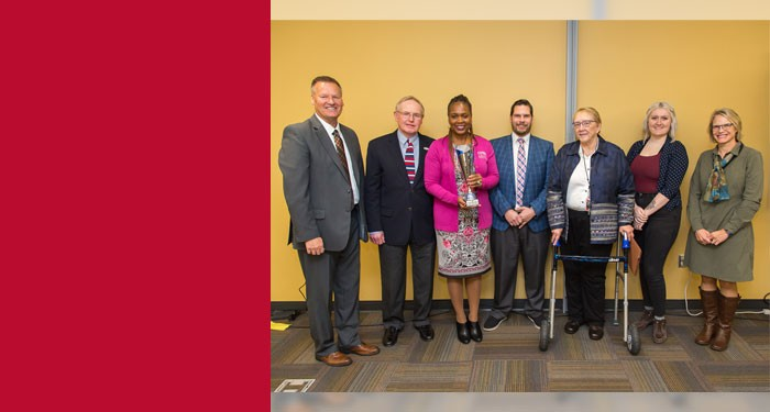 Gateway receives the Disability Justice Award