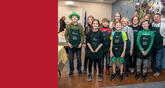 Kids at Earth Day 2019