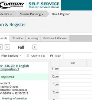 Advising & Registration