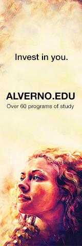 Invest in you. Alverno.edu