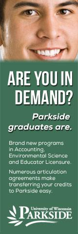 Are you in demand? Parkside graduates are