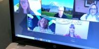 Makenna Glassman speaks online