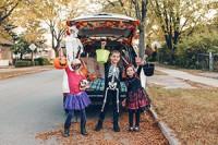 Children Trunk-or-treating