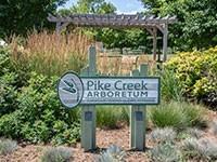 Arboretum signage