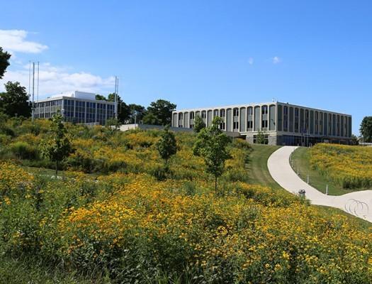 Racine Campus Exterior