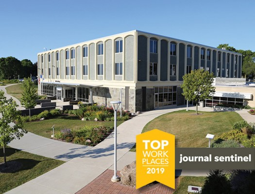 Best Workplaces 2019 by Journal Sentinel