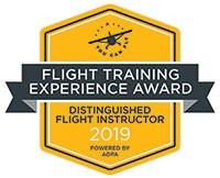 2019 FT AWARDS - Distinguished Instructor