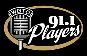91.1 Players Logo