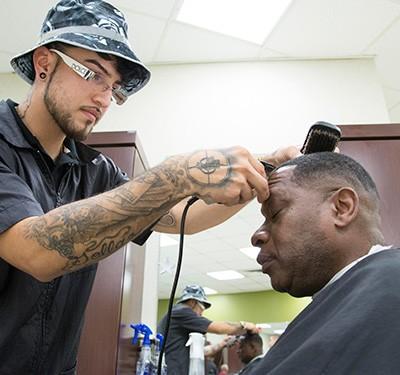 Veterans Cut-A-Thon