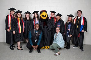 Group of Gateway graduates