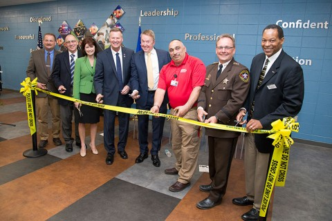 Kenall Protective Services Traning Center Opening