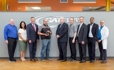 Gateway Accepts NC3 Dennis Iudice Memorial Award