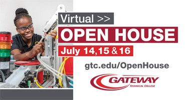 Virtual Open House - July 14, 15 and 16