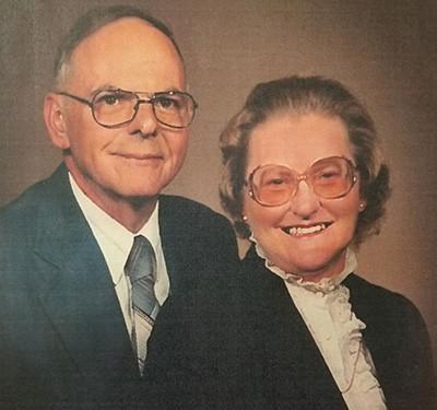 Otto and Beverly Tarnowski