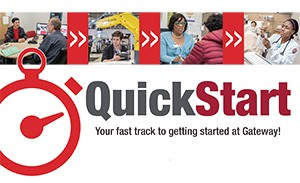 QuickStart - Your fast track to getting started at Gateway
