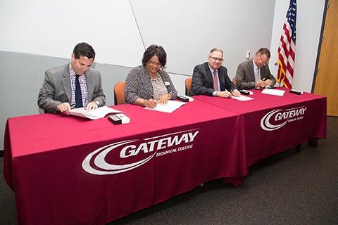 Stritch Gateway Signing