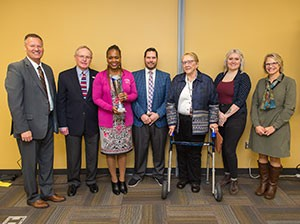 Disability Award Presentation October 2109