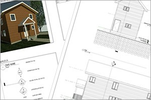 Habitat for Humanity building plans