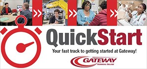QuickStart-Your fast track to getting started at Gateway!