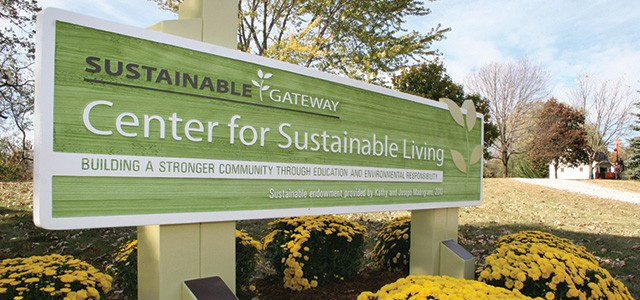 Center for Sustainable Living