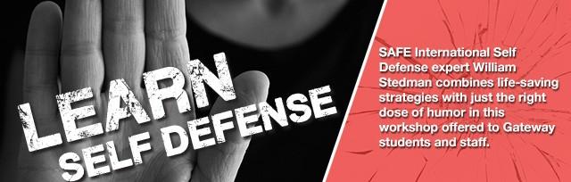 Learn Self Defense