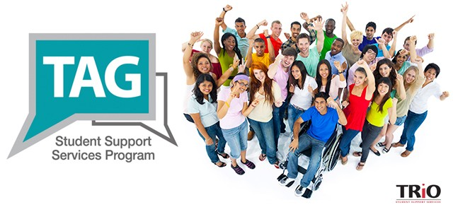 TAG Student Services Support Program