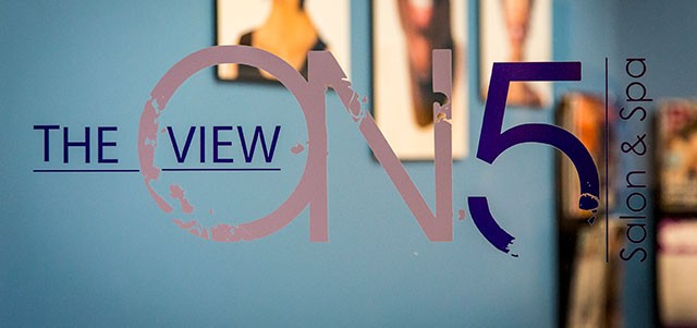 The View on 5 logo
