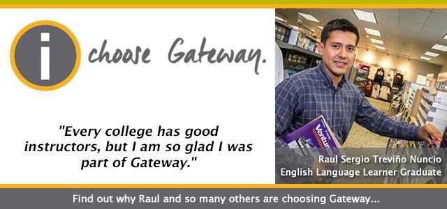 Read Raul's iChoose story on iChoose Gateway
